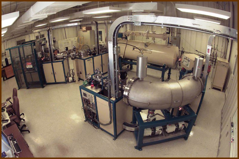 1_MV_accelerator_mass_spectrometer at Lawrence Livermore National Laboratory