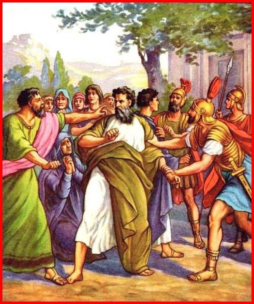 Sanhedrin scuffle