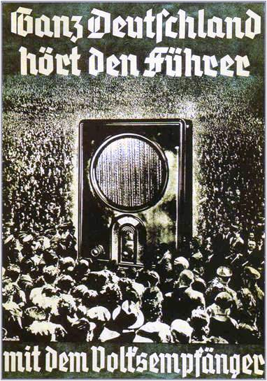 Radio Hitler Germany
